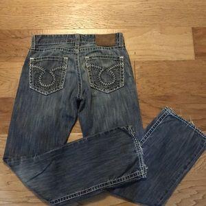 Men's BKE bootcut jeans
